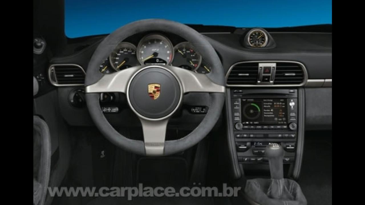 Novo Porsche 911 GT3 2010 tem 435cv - Veja vídeo e fotos oficiais do esportivo