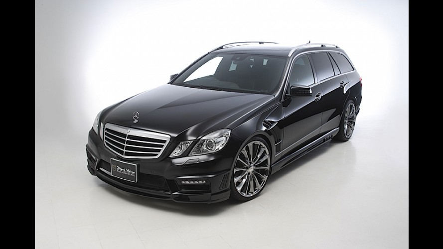 E Class Black Bison Wald Mercedes-Benz E-C...