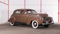 Lot 40 - 1938 Graham 4 Door
