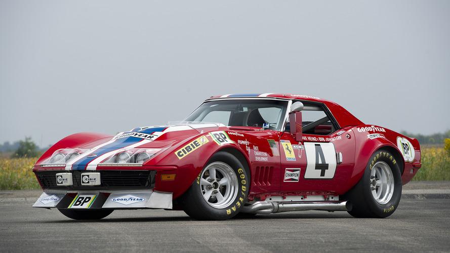 La Corvette qui s'était déguisée en Ferrari pour Le Mans