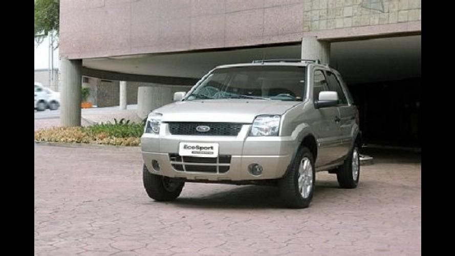 Ford lança séria Ecosport Automático SP a partir de R$ 56 mil