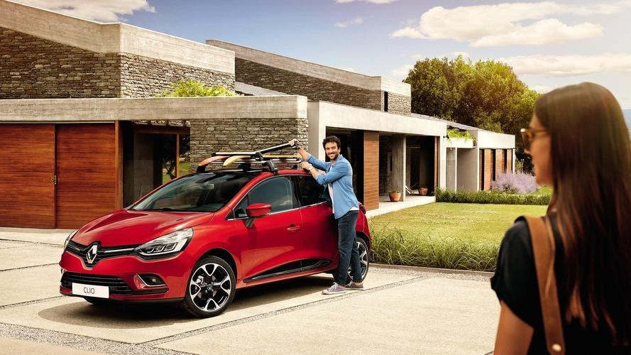 Renault Clio, yeni yüzüyle Türkiye'ye geldi