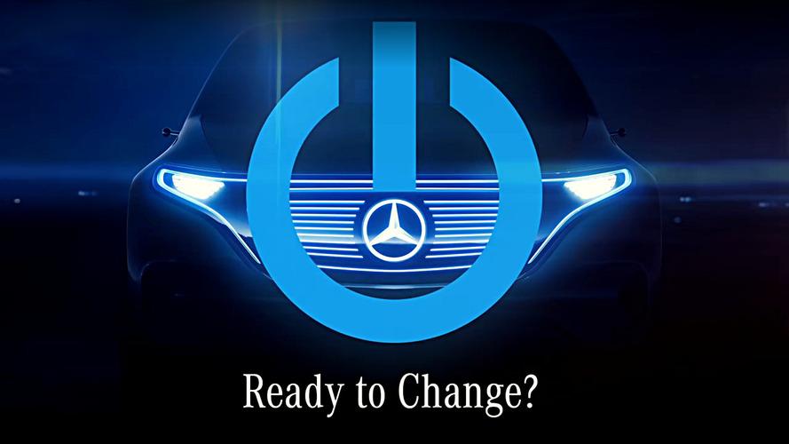 Mondial de Paris - Mercedes-Benz annonce son concept-car électrique en vidéo