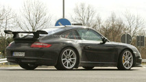 More Porsche 997 Turbo Cabrio Spy Photos