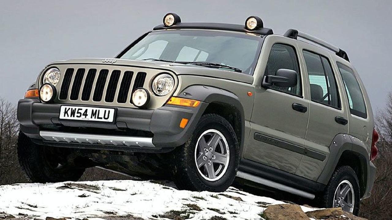 UK Jeep Cherokee Renegade Special Edition