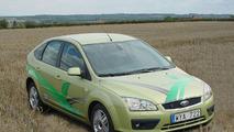 Ford Focus FFV Arrives in Britain