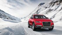 Audi Q3 Red Track concept 11.5.2012