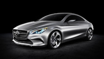 Mercedes-Benz Concept Style Coupe 19.04.2012