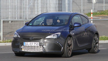 2012 Opel Astra OPC spied 28.10.2011