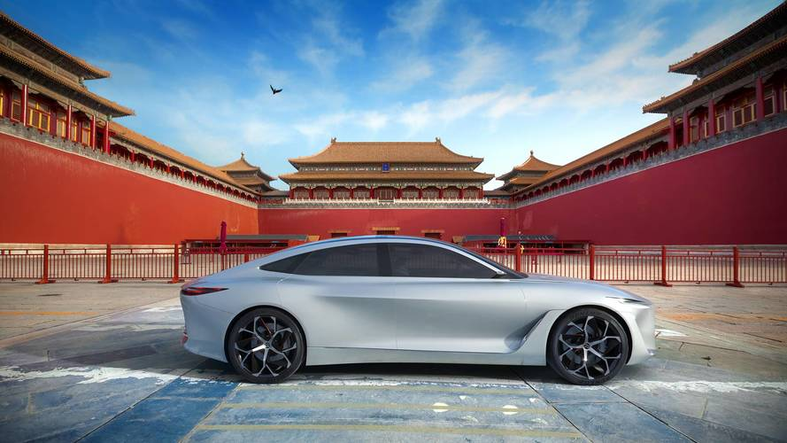 Infiniti's Future EV Will Be Based On The Q Inspiration Concept