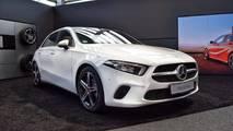 Mercedes-Benz A-Serisi üretimine başladı