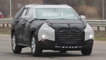 Chevrolet Blazer Spy Photos