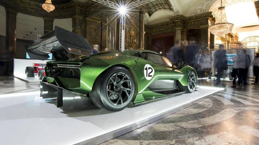 710-hp Brabham BT62 supercar produces more downforce than its own weight