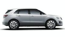 2012 Saab 9-4X world debut at LA Auto Show