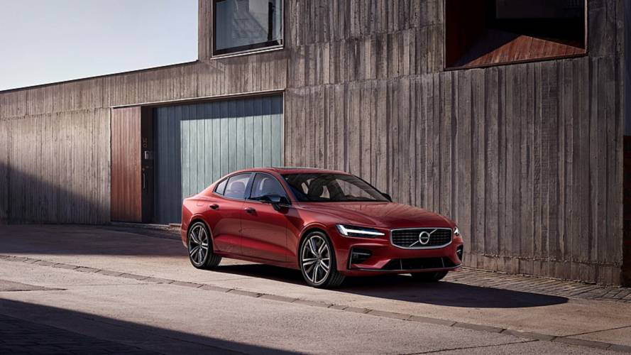 2019 Volvo S60 Delivers Sharp Styling, Up To 415 HP
