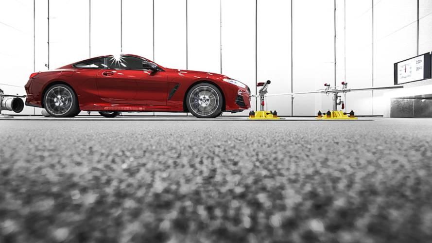 A BMW megkezdte a 8-as széria gyártását