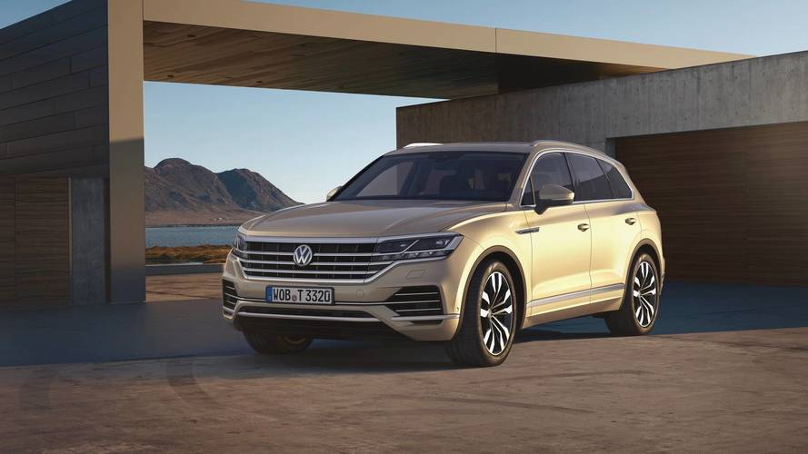 Order books open for V6 Volkswagen Touareg