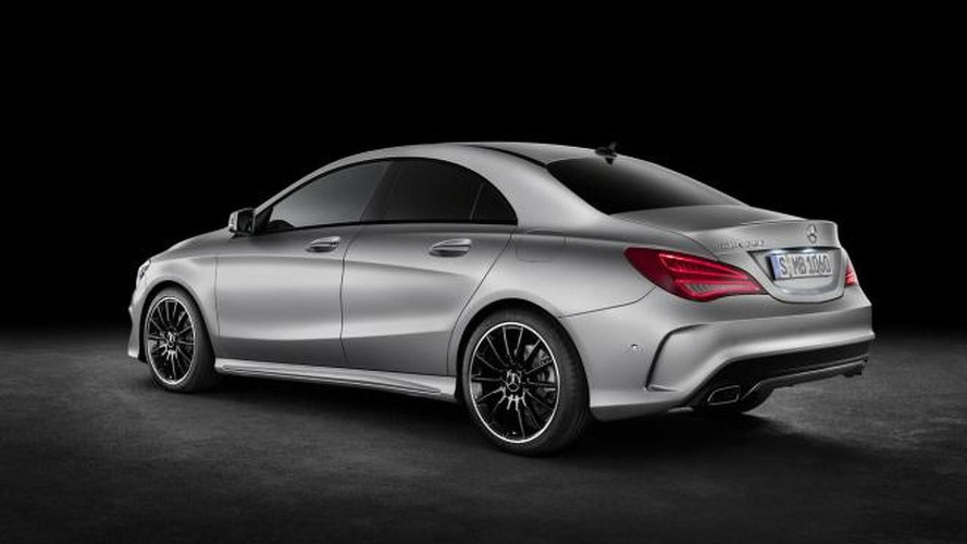 Mercedes-Benz CLA available on order in UK from 24,355 GBP