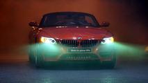 2014 BMW Z4 facelift live in Detroit 14.01.2013