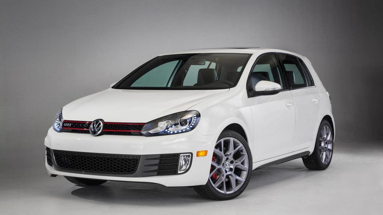 Volkswagen Golf VI GTI Driver's Edition