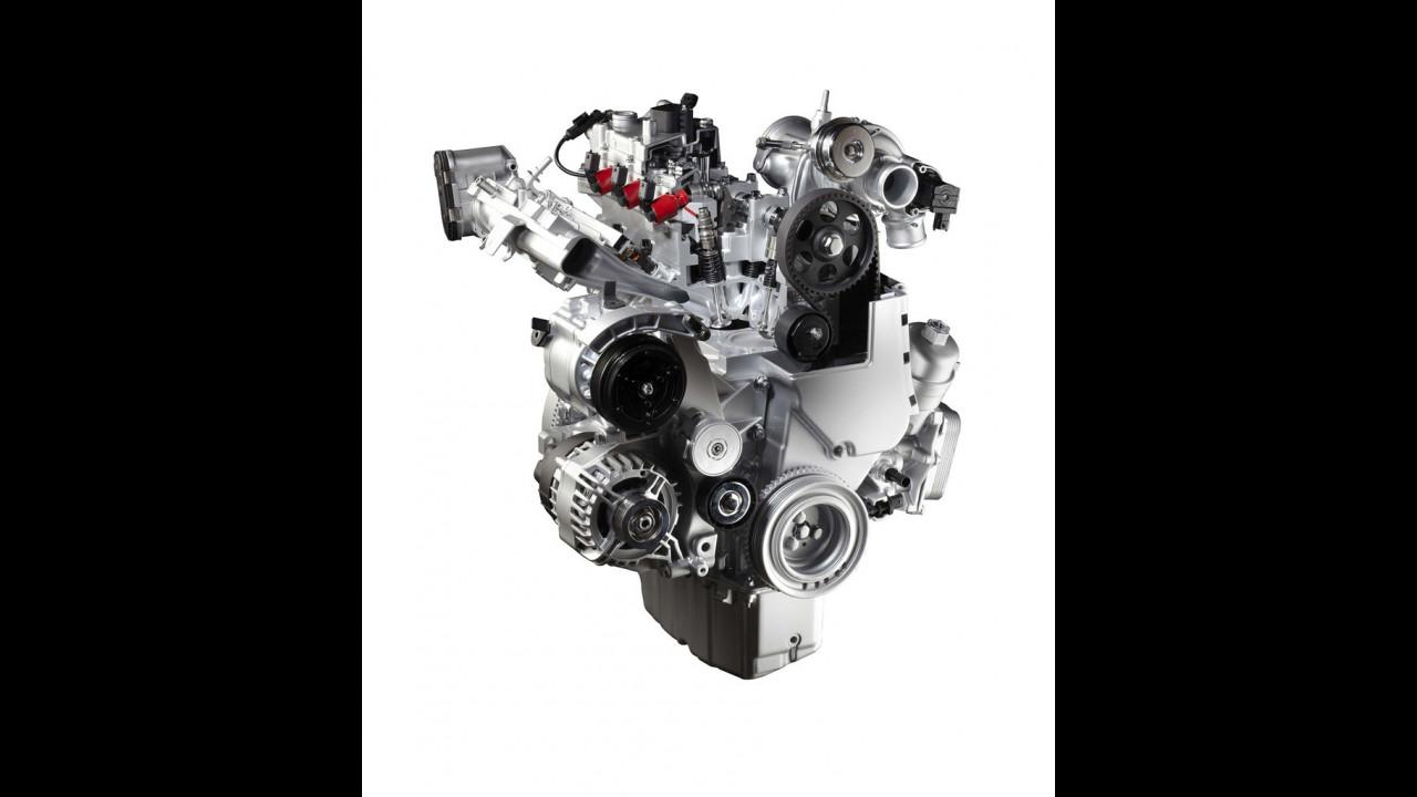 Fiat 1.4 Multiair by Chrysler