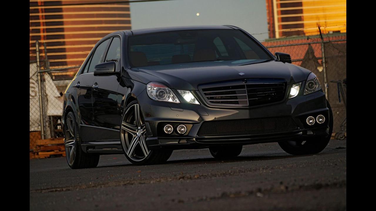 Mercedes Classe E by Wald international