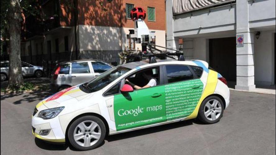 Mappe 3D, le auto di Google e quelle di Apple fanno passi avanti