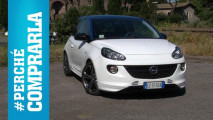 Opel Adam S, perché comprarla... e perché no [VIDEO]