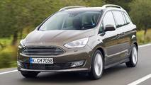 Ford Grand C-Max – from £22,555
