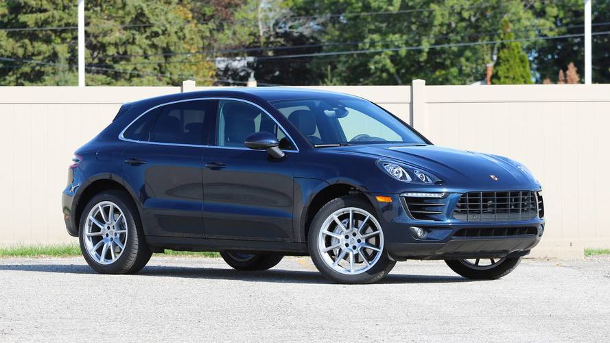 2017 Porsche Macan S Review: Sports Car On Stilts
