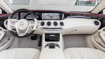 Mercedes-Benz S 560 Cabrio 2018