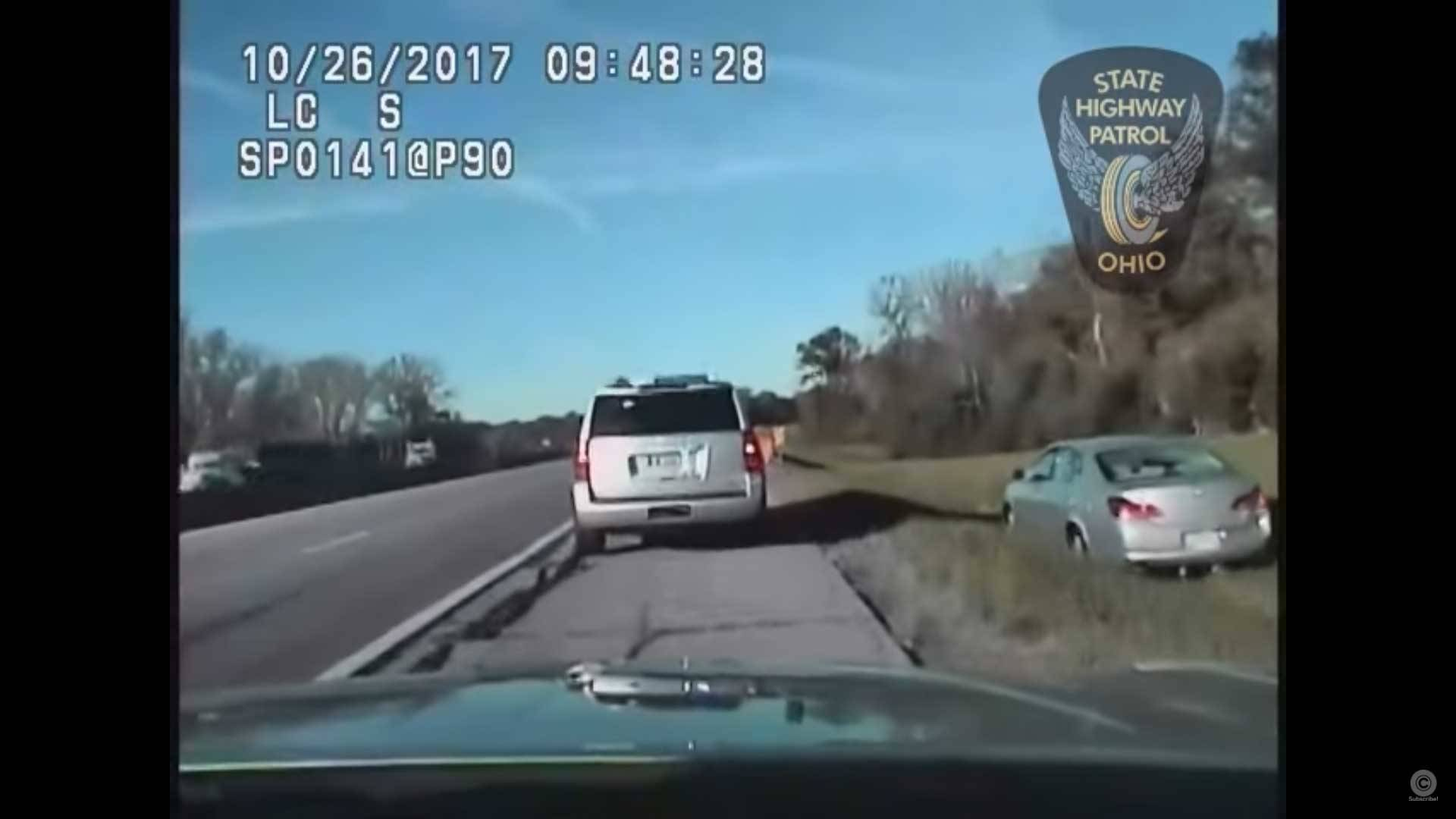 10 Year Old Leads Police On 50 Mile Chase Dad Blames