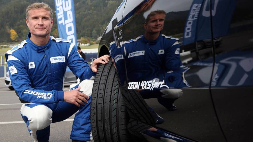 Ex-F1 driver David Coulthard thinks your tyres aren't safe