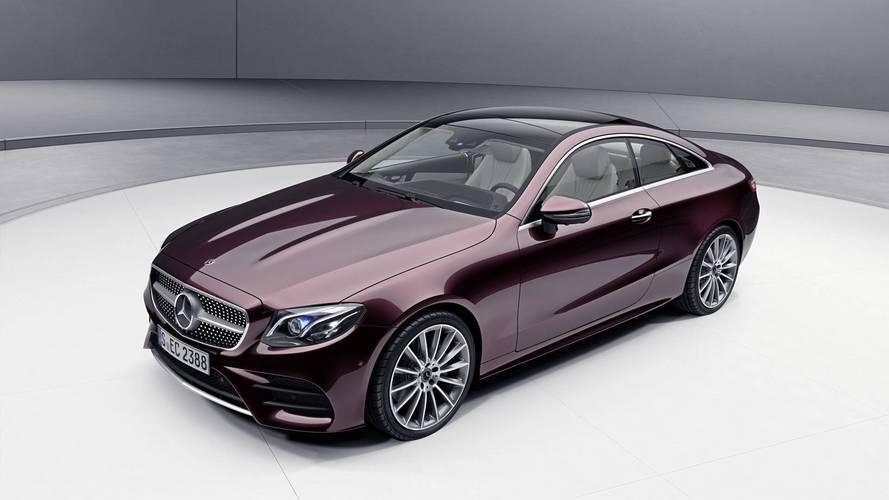La Mercedes Classe E s'offre un nouveau moteur essence