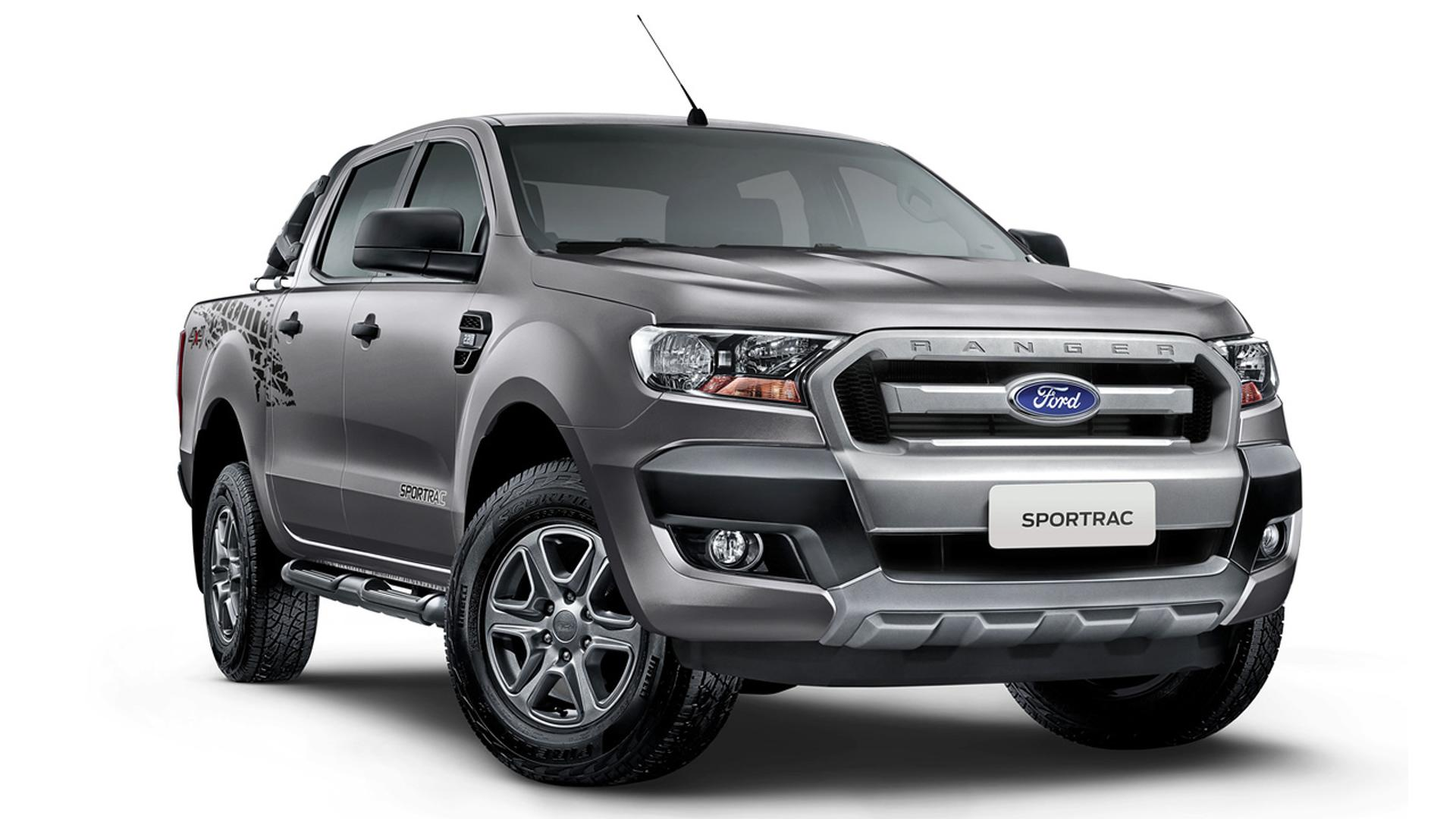 ford ranger sportrac chega por r veja pre os da. Black Bedroom Furniture Sets. Home Design Ideas