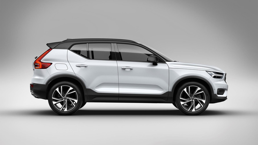xc40 provides building blocks for future small volvos. Black Bedroom Furniture Sets. Home Design Ideas