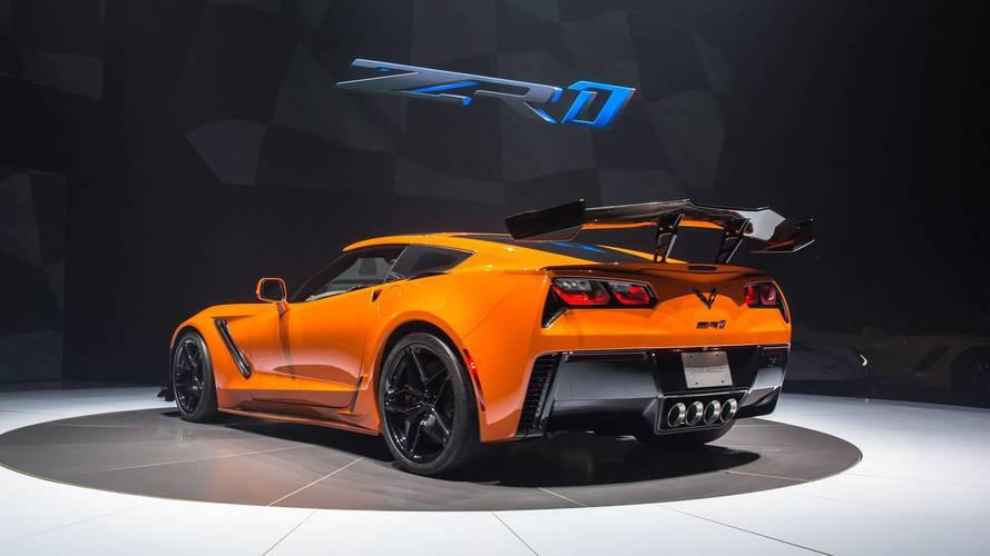Letépi a fejed, úgy üvölt a Corvette ZR1 (videó)