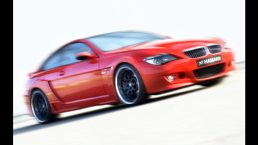 La BMW M6 secondo Richard Hamann
