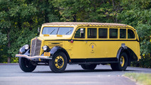 1937 Yellowstone National Park Bus