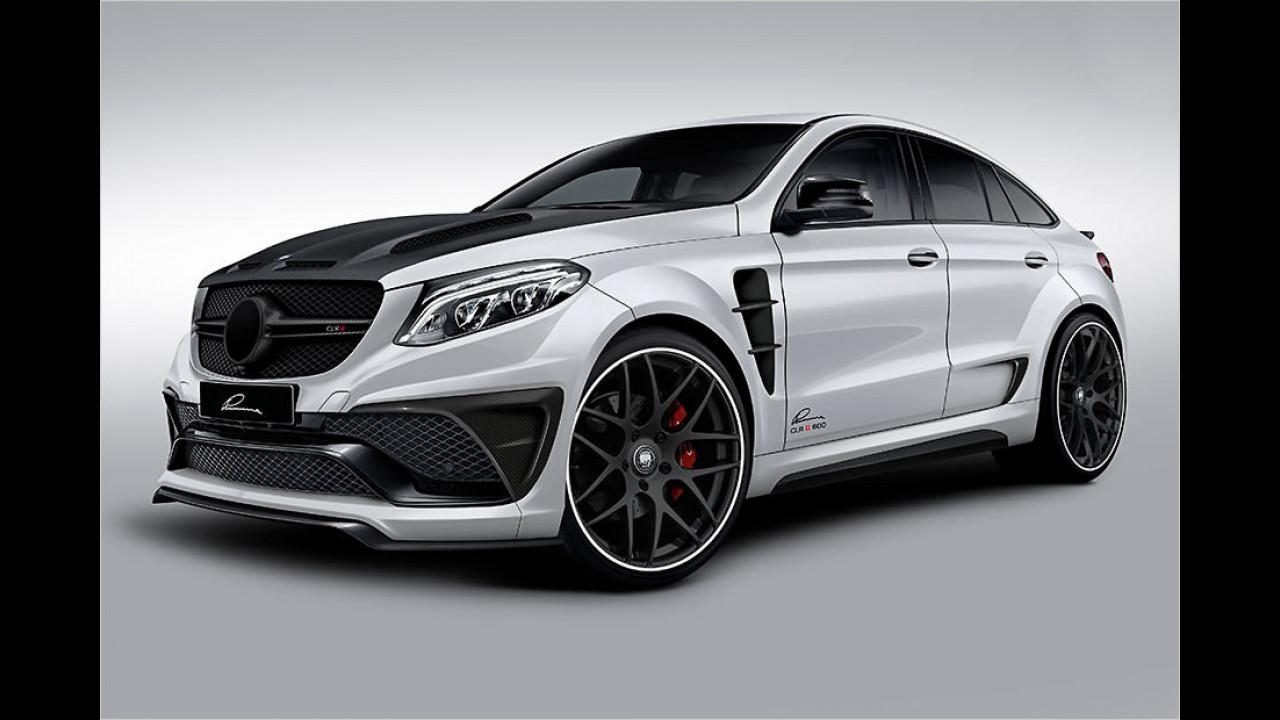 Puh: Lumma Mercedes GLE Coupé