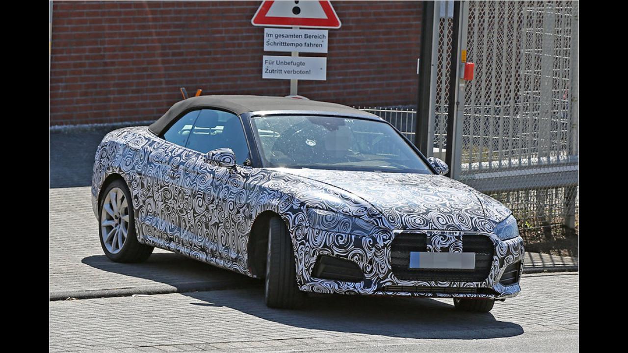 Audi A5/S5 Cabriolet
