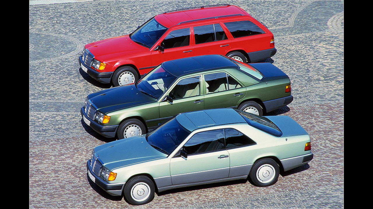 Mercedes W 124 (1984)