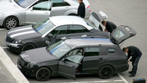 Mercedes E-Class Spy Photos