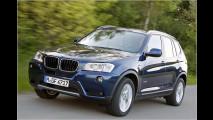BMW X3: Neue Motoren