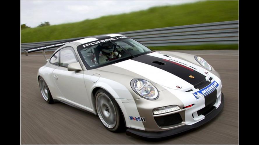 Porsche 911 GT3 Cup: Kunden-Sportler startet im Herbst