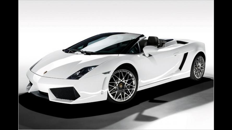 Lamborghini Gallardo LP 560-4 Spyder: Offener Stier