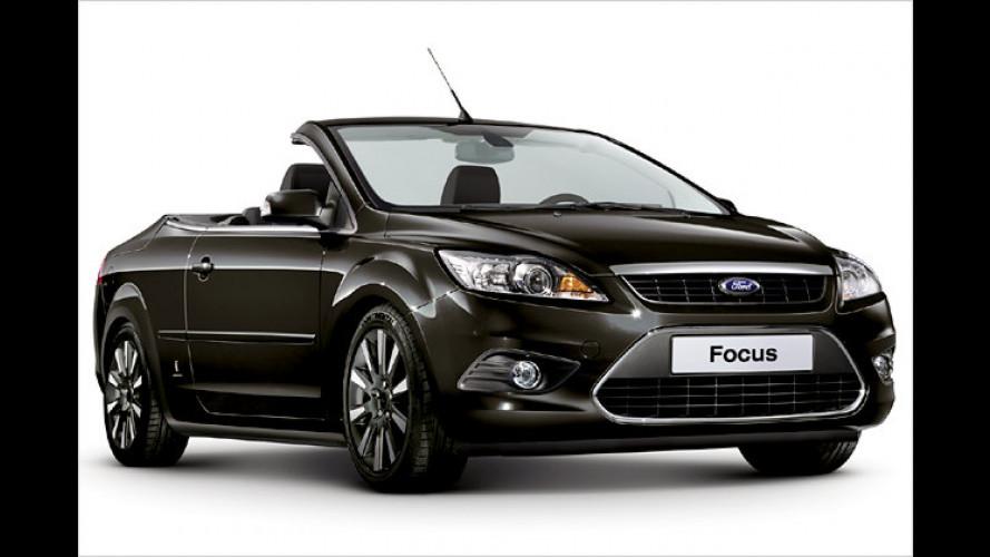 Schwarze Magie: Ford Focus Coupé-Cabriolet Black Magic