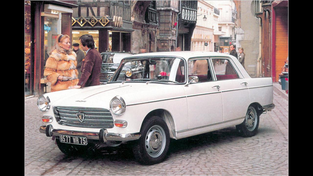 200 Jahre Peugeot/50 Jahre Peugeot 404