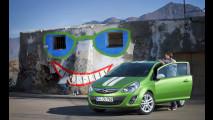 Opel Corsa restyling