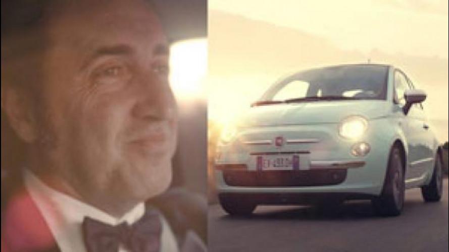 Paolo Sorrentino ancora testimonial di Fiat 500